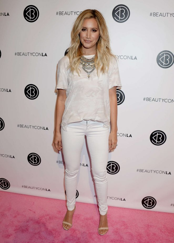 Ashley Tisdale: 5th Annual Beautycon Festival LA -05