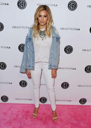 Ashley Tisdale: 5th Annual Beautycon Festival LA -07