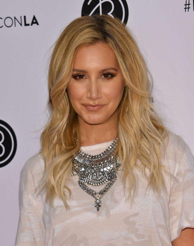 Ashley Tisdale: 5th Annual Beautycon Festival LA -09