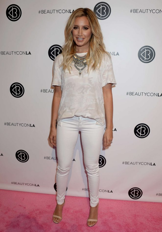 Ashley Tisdale: 5th Annual Beautycon Festival LA -12