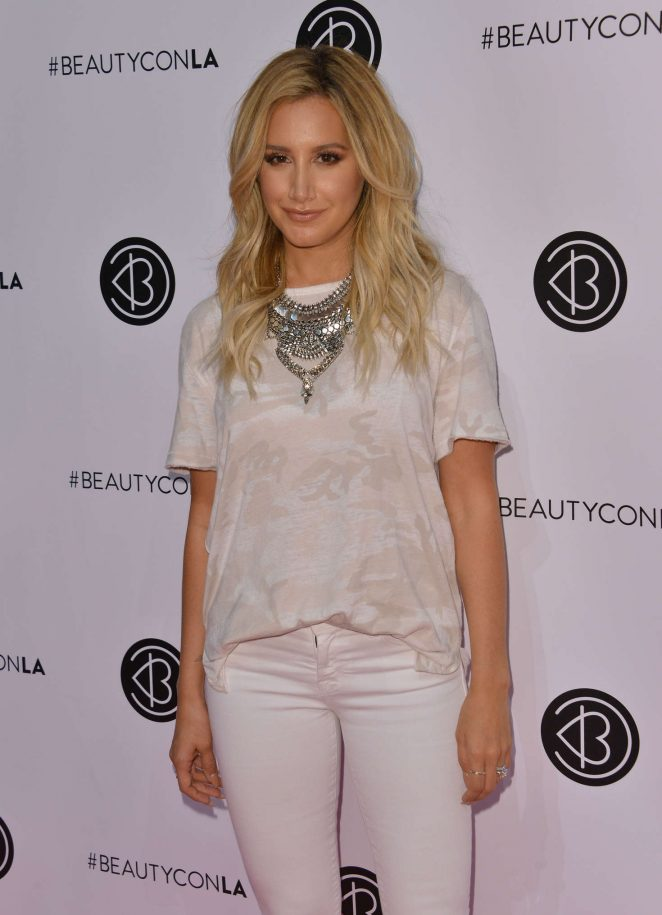 Ashley Tisdale: 5th Annual Beautycon Festival LA -13