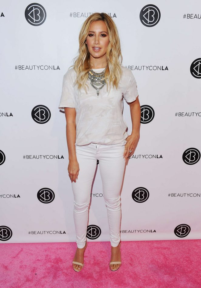 Ashley Tisdale: 5th Annual Beautycon Festival LA -14