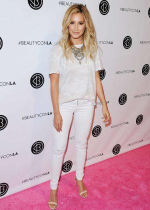 Ashley Tisdale: 5th Annual Beautycon Festival LA -17