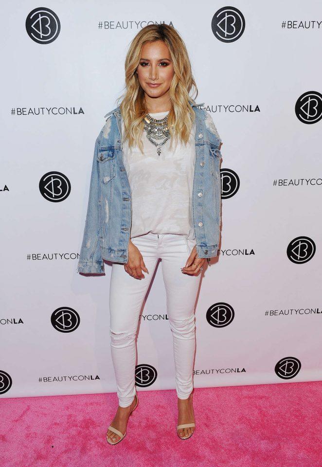 Ashley Tisdale: 5th Annual Beautycon Festival LA -18