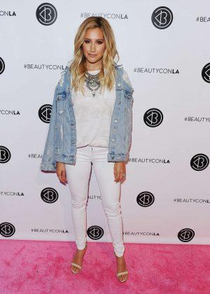 Ashley Tisdale: 5th Annual Beautycon Festival LA -21
