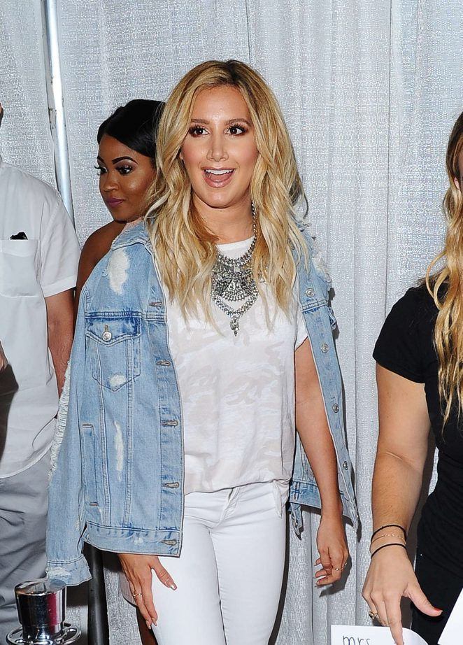Ashley Tisdale: 5th Annual Beautycon Festival LA -22