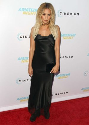 Ashley Tisdale - Amateur Night Premiere in Hollywood