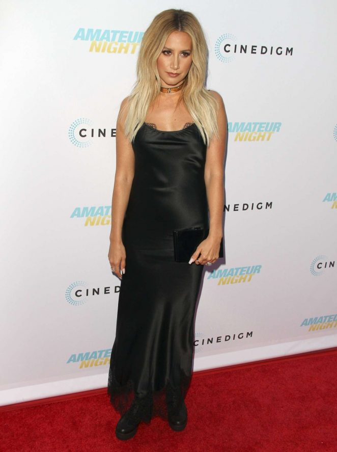 Ashley Tisdale – Amateur Night Premiere in Hollywood