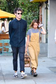 Ashley Tisdale and Christopher French - Out in Los Angeles