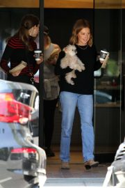 Ashley Tisdale at Fonuts in Studio City