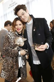 Ashley Tisdale - Brooks Brothers Annual Holiday Celebration in West Hollywood