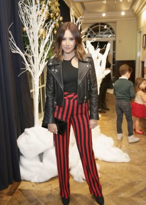 Ashley Tisdale - Brooks Brothers Holiday Celebration in Beverly Hills
