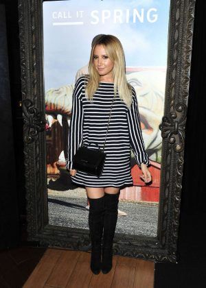 Ashley Tisdale - Call It Spring Hosts Private Event at Selena Gomez Concert in Los Angeles