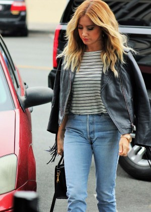 Ashley Tisdale: Clipped Event -01