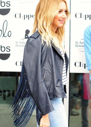 Ashley Tisdale: Clipped Event -05