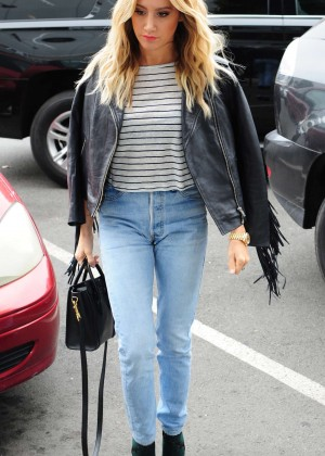 Ashley Tisdale: Clipped Event -11