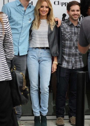 Ashley Tisdale: Clipped Event -14