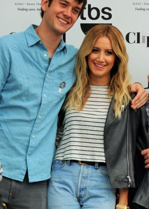 Ashley Tisdale: Clipped Event -15