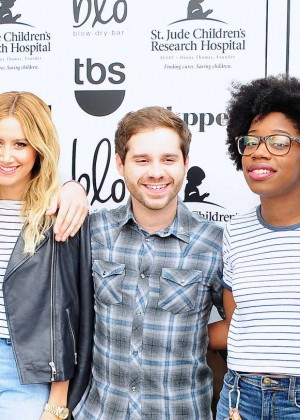 Ashley Tisdale: Clipped Event -17