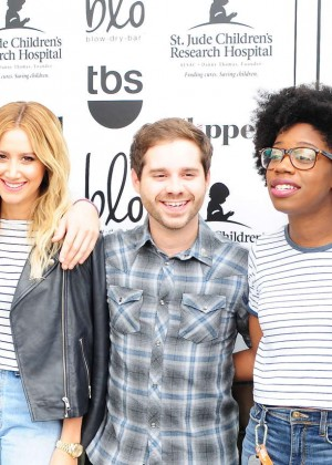 Ashley Tisdale: Clipped Event -19