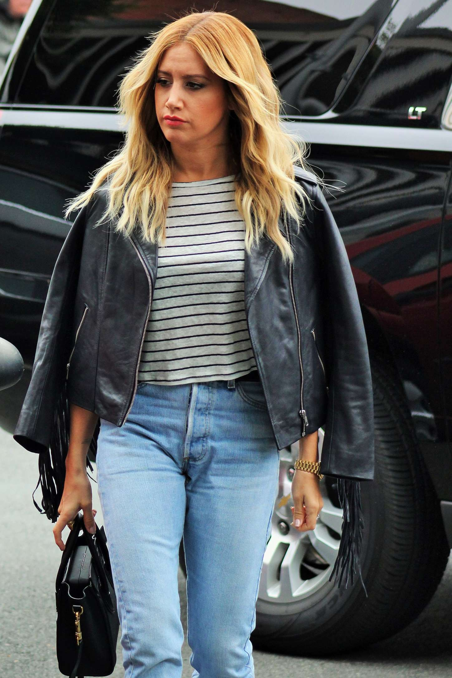 Ashley Tisdale - 'Clipped' Event in Beverly Hills
