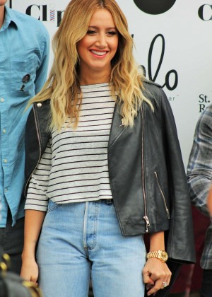 Ashley Tisdale: Clipped Event -25