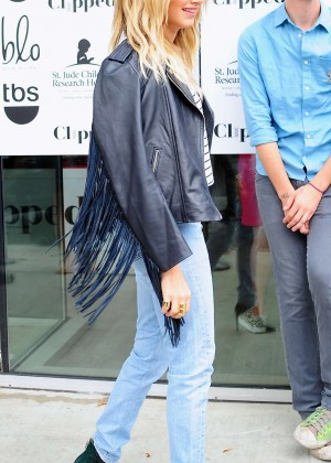 Ashley Tisdale: Clipped Event -26