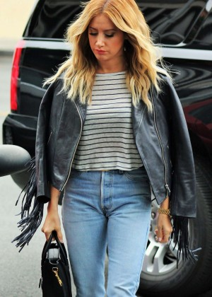 Ashley Tisdale: Clipped Event -27