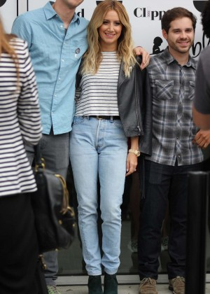 Ashley Tisdale: Clipped Event -30