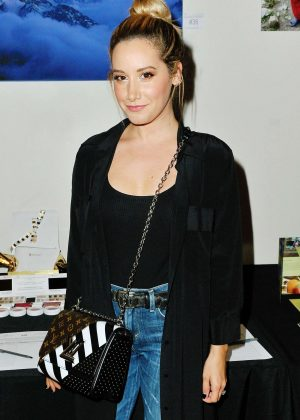 Ashley Tisdale - Cloud Forest Institute Event in Santa Monica