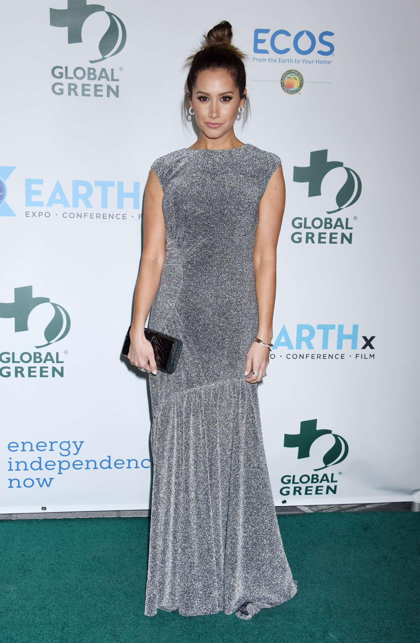 Ashley Tisdale 2018 : Ashley Tisdale: Global Green Pre Oscars Party 2018 -09