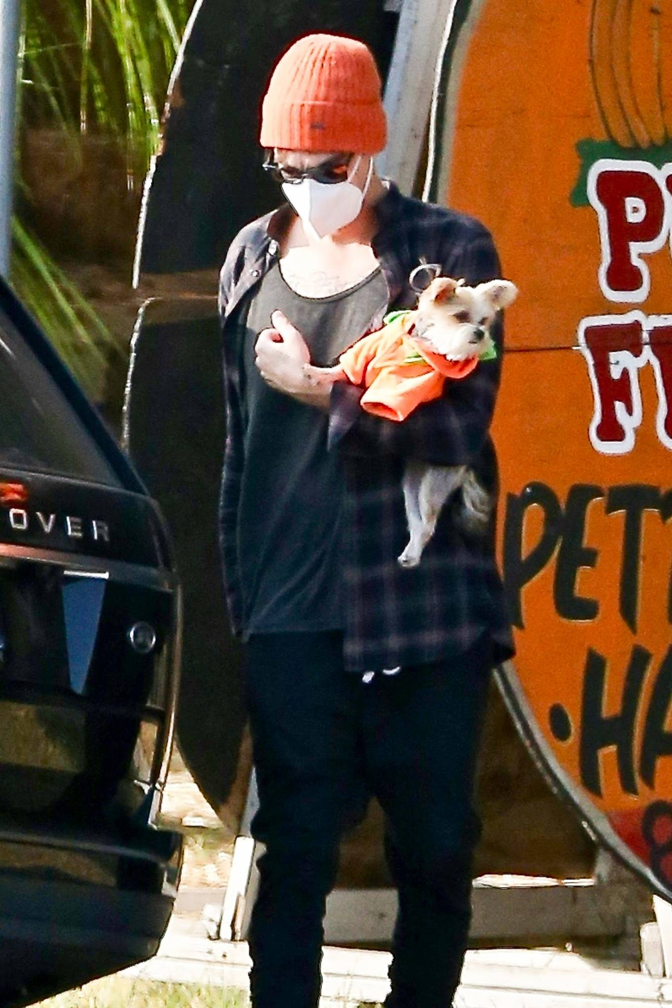 Ashley Tisdale 2020 : Ashley Tisdale – goes to a pumpkin in Los Angeles-09