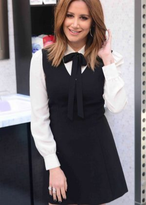 Ashley Tisdale - Hosts a Launch Event for DUO at the Hollywood and Highland Complex in LA