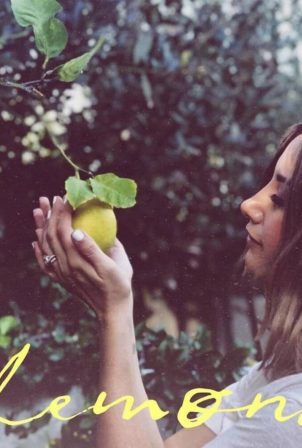Ashley Tisdale - 'Lemons' Single Cover 2020