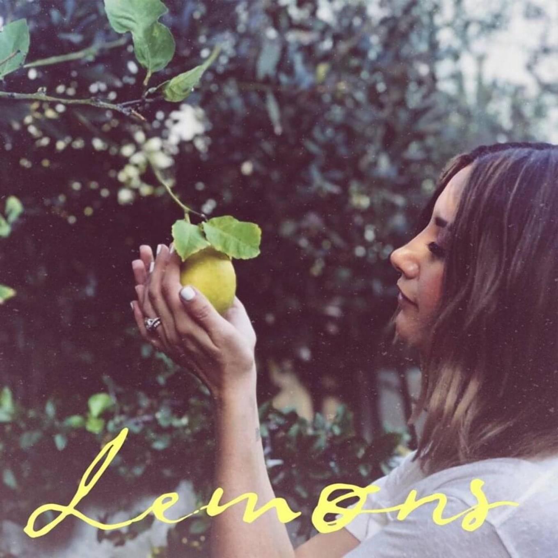Ashley Tisdale - 'Lemons' Single Cover 2020