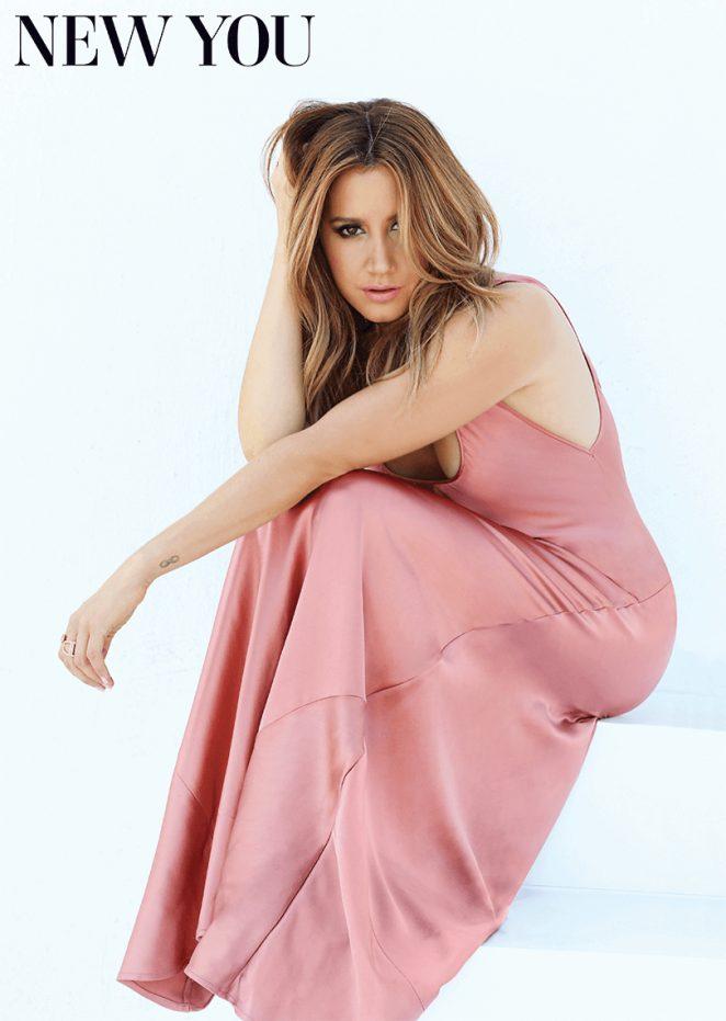 Ashley Tisdale – NEW YOU Magazine (Summer 2016)