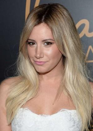 Ashley Tisdale - Nine Zero One Salon Melrose Place Launch Party in LA