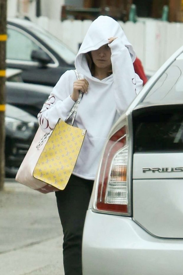 Ashley Tisdale - Out in Beverly Hills