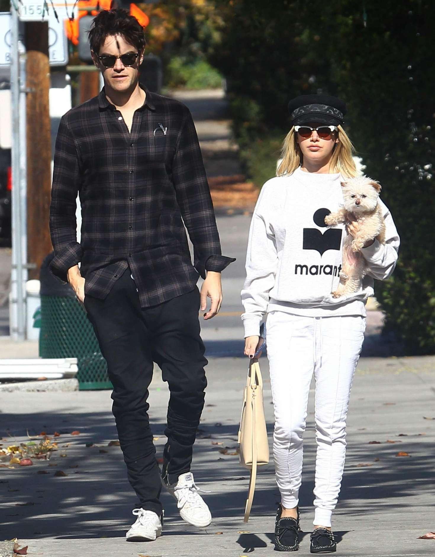 Ashley Tisdale 2019 : Ashley Tisdale: Out in Los Feliz -02