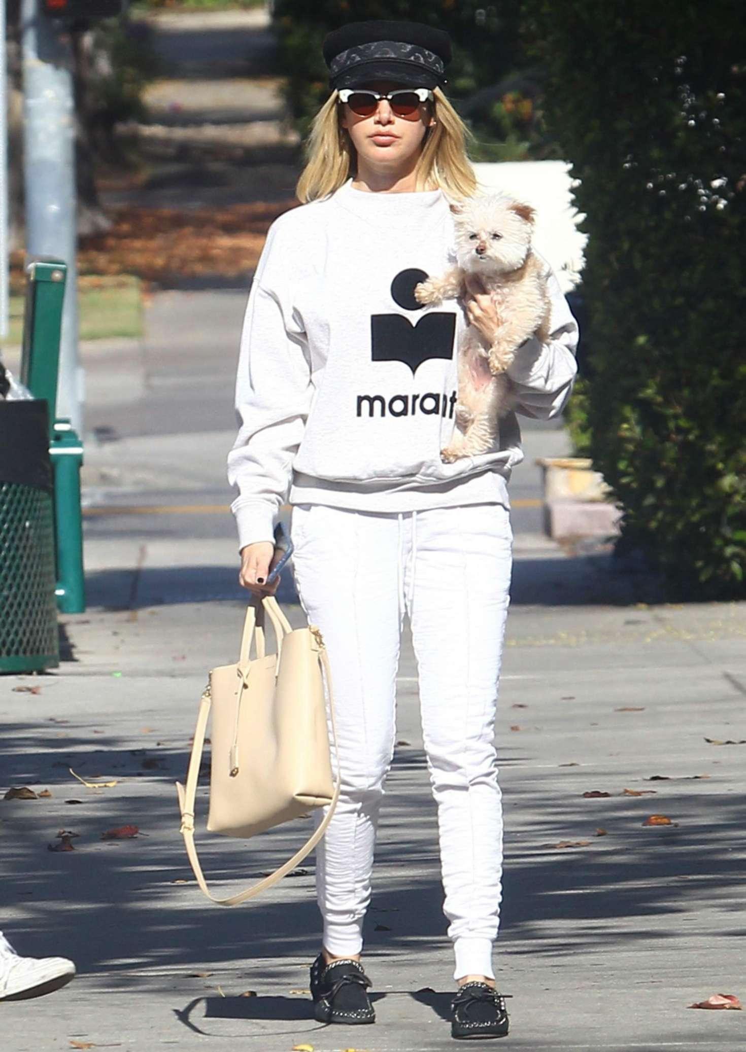 Ashley Tisdale 2019 : Ashley Tisdale: Out in Los Feliz -04