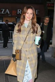 Ashley Tisdale - Out in New York City