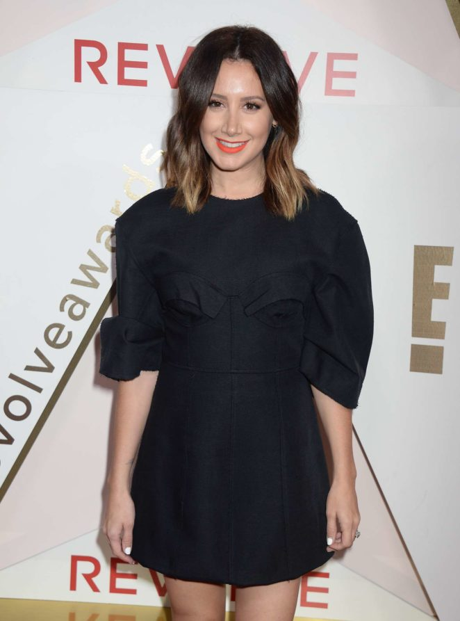 Ashley Tisdale - #REVOLVE Awards 2017 in Hollywood