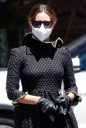 Ashley Tisdale - Running errands in LA