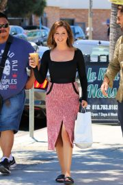 Ashley Tisdale - Seen outside Joan's on Third in Studio City