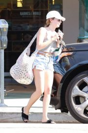 Ashley Tisdale - Shopping in Studio City