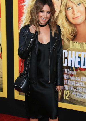 Ashley Tisdale - 'Snatched' Premiere in Los Angeles