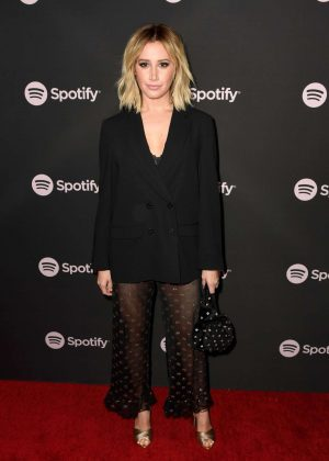 Ashley Tisdale - Spotify 'Best New Artist 2019' Event in LA