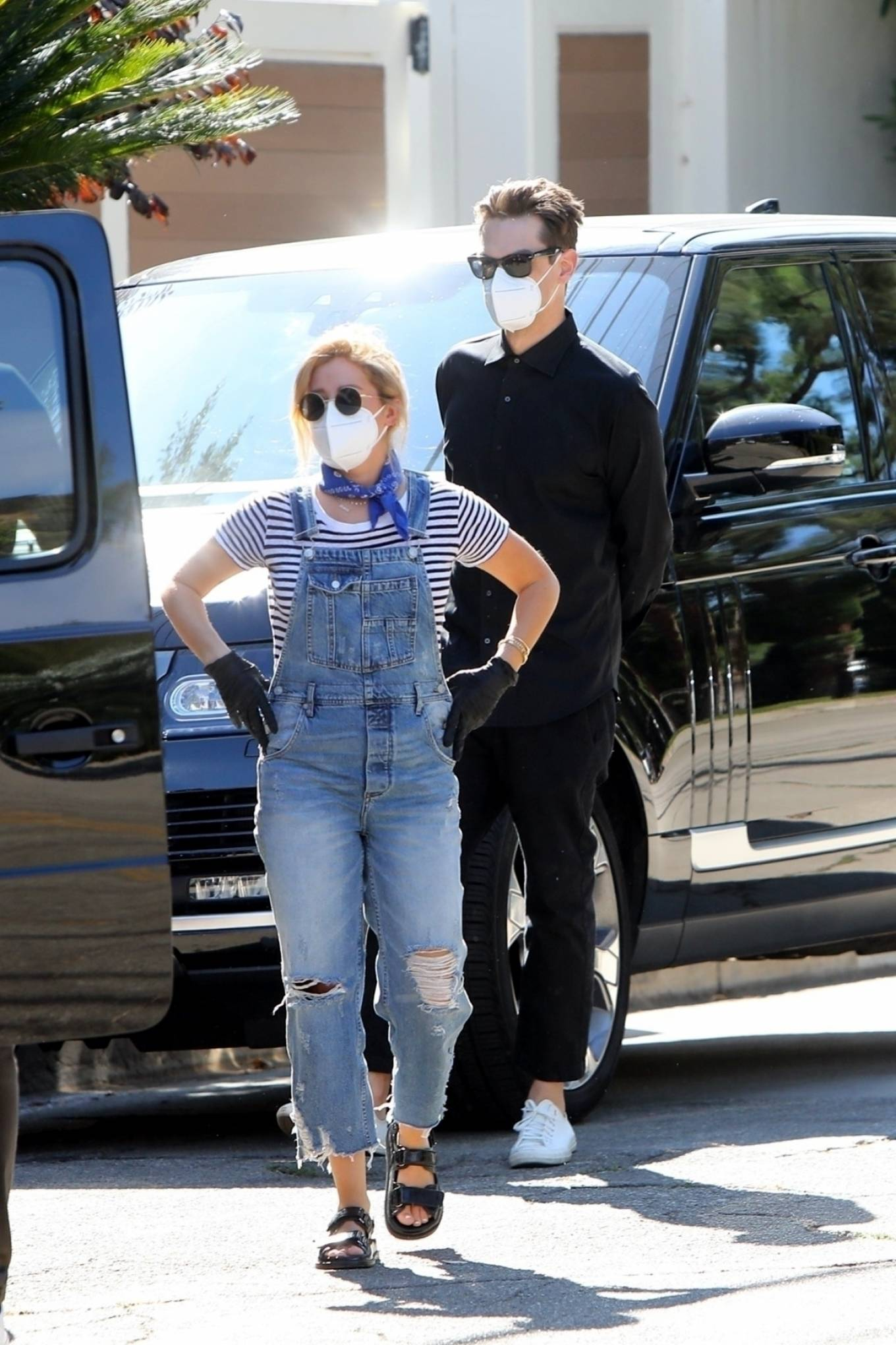 Ashley Tisdale 2020 : Ashley Tisdale – Spotted while hunting house in Los Angeles-11