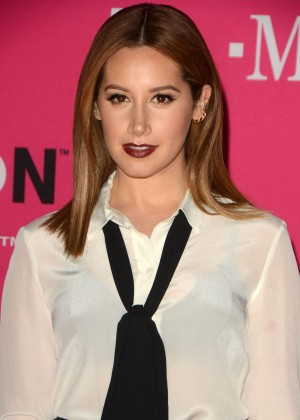 Ashley Tisdale - T-Mobile Un-carrier X Launch Celebration in Los Angeles