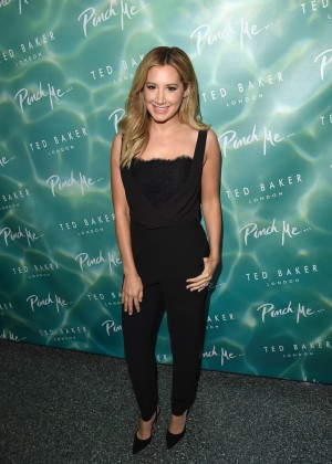 Ashley Tisdale - Ted Baker London SS15 Collection Launch in Beverly Hills